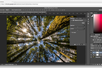 Photoshop In Your Browser? We're One Step Closer