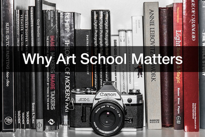 In Defense of Art School Graduates