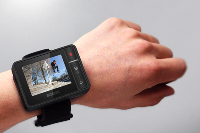 Removu R1: A Wireless Wearable Remote and Live View Solution for GoPros