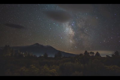 How to Make a Motion Time-Lapse of the Milky Way