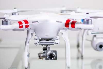 How To Prep, Fly, And Photograph with A Quadcopter Drone On Location
