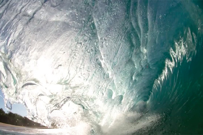 Behind the Scenes: Clark Little Shoots Big Waves with Nikon
