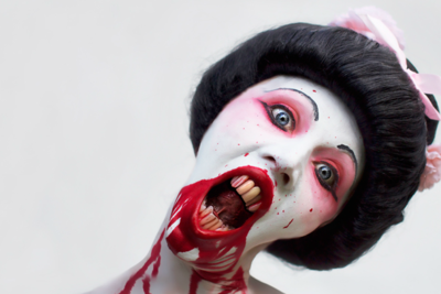 Disturbing Horror Photographs Bound to Give You Nightmares