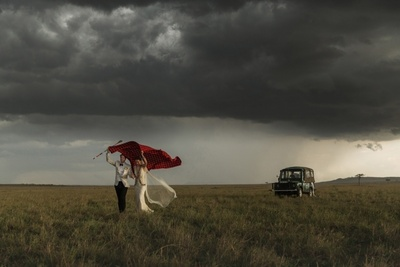 Jonas Peterson Discusses his Astonishing Wedding Photos From Kenya