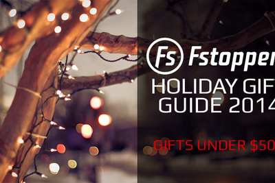 Fstoppers Holiday Gift Guide 2014 - Best Photography Gifts Under $500