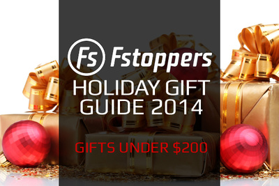 Fstoppers Holiday Gift Guide 2014 - Best Photography Gifts Under $200