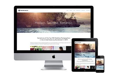 Website Design Tips for Wedding Photographers