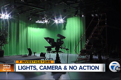 How Did A $33 Million Video Studio Go Unused For 10 Years?