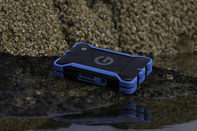 G-Tech Hits CES 2015 with a Major Focus on Rugged Lifestyles