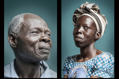 Portrait Series Documents the Disappearing Practice of Scarification in Côte d'Ivoire