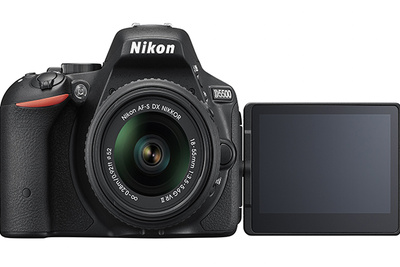 Nikon Announces the New D5500