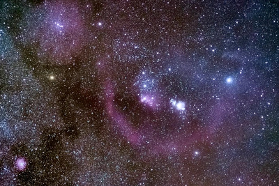 How to Photograph the Constellation Orion and Process Out of This World Images