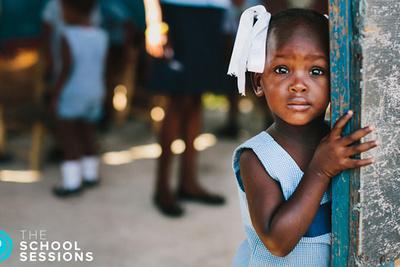 The School Sessions - Photographers Raising Money for Children in Haiti