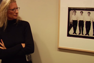 The Stories Behind Annie Leibovitz's Most Meaningful Works