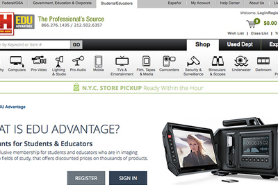 Save Big on Photography Gear With Academic Pricing