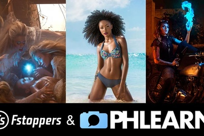 Learn To Become A Conceptual Photographer with Fstoppers and Phlearn