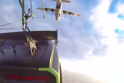 Yes, 'Fast and Furious 7' Actually Dropped Cars out of a C-130