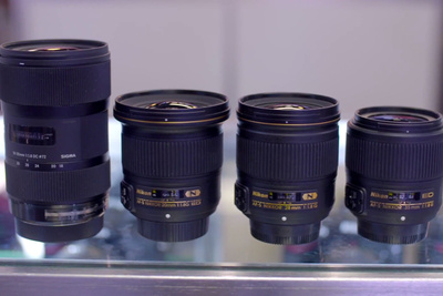 Testing the Sigma 18-35mm f/1.8 Against Nikon's f/1.8 Primes
