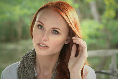 The Making of a Photography Tutorial Featuring Natural Light Portrait Photographer Dani Diamond