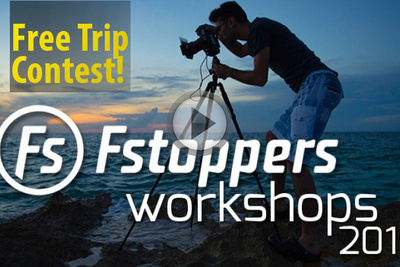 Win a Free Trip to Fstoppers 2015 Photography Workshop In the Bahamas