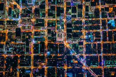 Vincent Laforet's Latest High-Altitude Helicopter Shots Overlook the Twinkle of San Francisco
