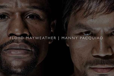 Alexis Cuarezma Goes Behind the Scenes with Floyd Mayweather and Manny Pacquiao for HBO Boxing