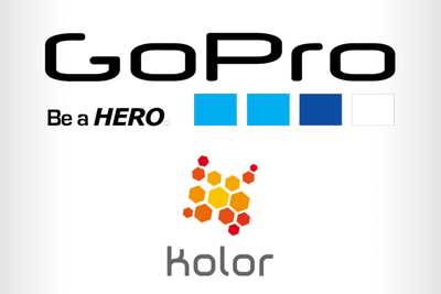 GoPro Breaks into Virtual Reality with Acquisition of Kolor