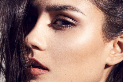 Using Photoshop to Create Beautiful Glowing Skin