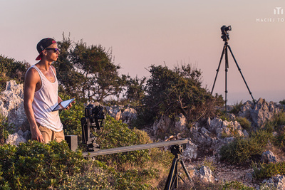 'Treasures of Zakynthos' BTS Videos Showcase the Joys and Challenges of Time-Lapse Production