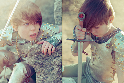 Mom Takes Haunting, Inspiring Photos of Daughter's Cosplay