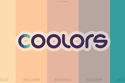 Coolors Is A New App That Quickly And Easily Generates Beautiful Color Palettes
