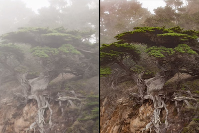 Adobe Shows Off Dehaze Tool in Upcoming Lightroom Update