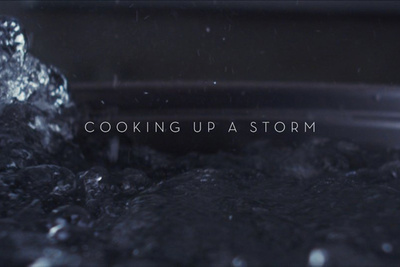 Food Prep Has Never Looked This Thrilling, An Imaginative Short Film and BTS