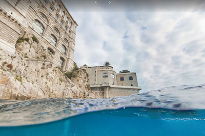 Google Shares Incredible Underwater Journeys with Street View Oceans