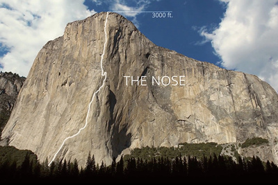Google Street View Goes Up — Literally — for the First Time at Yosemite's El Capitan