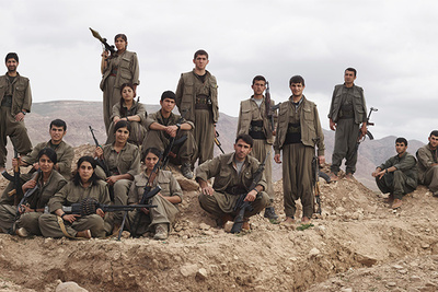 Joey L's Guerrilla Fighters of Kurdistan Gives an Inside Look into the Syrian & Iraqi Conflicts