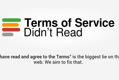 New Service Offers Rankings For Photo Sharing Site Terms Of Service Agreements