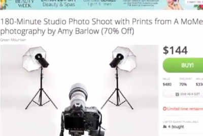 Groupon Photographer Accused of Ripping Off New Parents