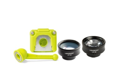 Lensbaby Announces New Mobile Photography Kit