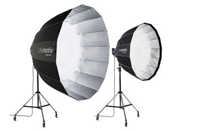 Fstoppers Reviews the Elinchrom Litemotiv Parabolic Light Shapers