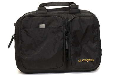 Review of Gura Gear's Chobe 19-24L Shoulder Bag