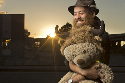 Aaron Draper Takes Stunning Photos of Homeless