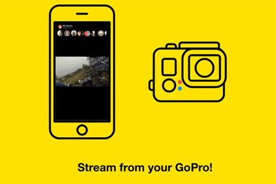 Live Streaming App MeerKat Now Allows You To Broadcast from a GoPro