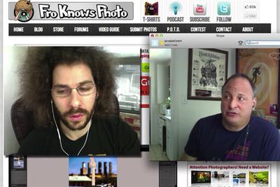 Fro Knows Photo Interviews Celebrity Photographer Jeff Kravitz