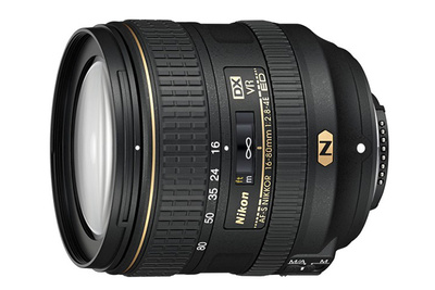 Nikon's AF-S DX Nikkor 16-80mm f/2.8-4E ED VR Raises the Bar, Brings Pro-Level Treatment to APS-C Lenses