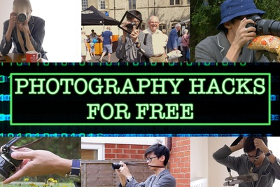 10 Easy Do-It-Yourself Photography Hacks