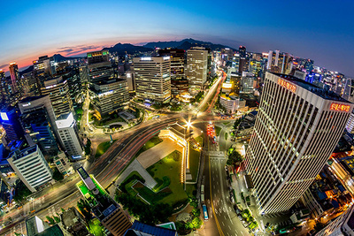 A Stunning Time-lapse of Seoul That Took Three Years to Complete