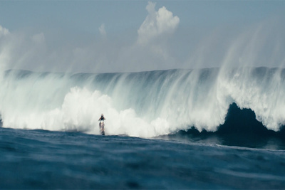 Everyone Is Digging This Insane Motosurfer Video