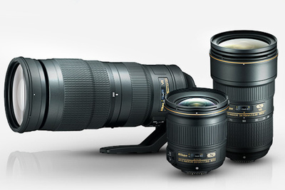 Nikon Announces New 24-70mm f/2.8E ED VR, 24mm f/1.8G ED, and 200-500mm f/5.6E ED VR Lenses