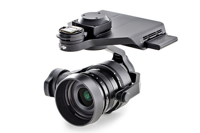 DJI Announces X5 and X5R Micro-Four-Thirds 4K Cameras for Inspire 1 Drone